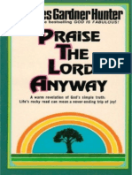 (Epub) Praise the Lord Anyway - Charles & Frances Hunter