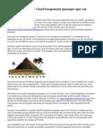 Conseils pour avoir l'aménagement paysager que vos voisins envieront