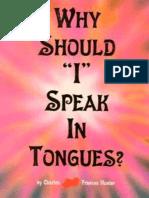 (Epub) Why Should I Speak in Tongues_ - Charles & Frances Hunter