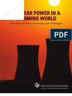 Nuclear Power in a Warming World