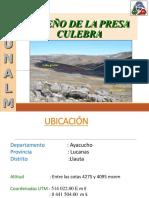 1.Análisis Topográfico y Diseño Preliminar de La Presa