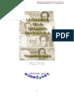Dinamica de La Inflacion en Venezuela