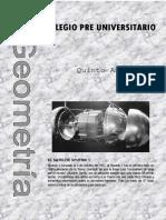 PREUNIVERSITARIO - GEOMETRIA 5°