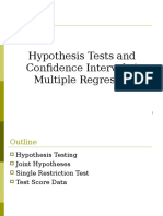 Hypothesis Tests and Confident (1)