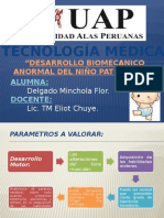 biomecanica anormal