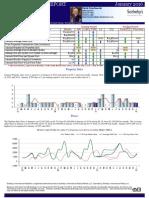 Carmel Highlands Market Action Report for January 2016