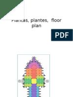 Plantas, Plantes, Floor Plan