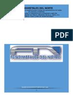 Catálogo Discos de Freno - Fundimetales del Norte