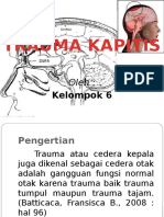 Trauma Kapitis Presentasion....