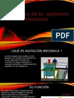 Funciones de la  agitación mecánica.pptx