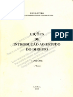 Paulo Otero - Licoes de IED