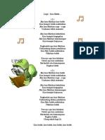 Lirik Kau Boleh Dan Boleh 5a
