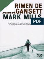 El Crimen de Amagansett - Mark Mills