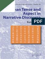 Korean Tense and Aspect in Narrative Discourse (sample)
