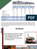 Energia Brasil e Mundo