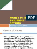 Money in the Philippines