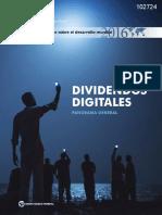 Informe sobre el desarrrollo mundial 2016 del Banco Mundial.pdf