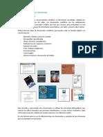 Clases de Documentos Version Impresa 0