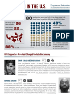 January Update - PoE Terrorism in US