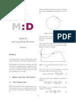 Math 53 LE 2 Reviewer