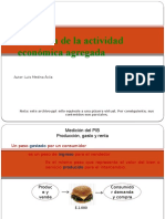 Medición de La Actividad Económica Agregada (3)