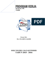 Program Kerja TKBB