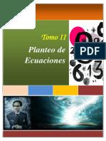 Ecuaciones Tomo II