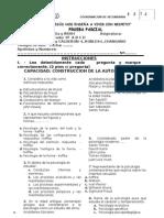 PARCIAL DE PSICOLOGIA...
