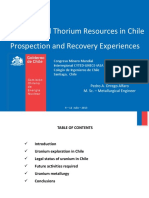 Orrego Uranium Resources Chile