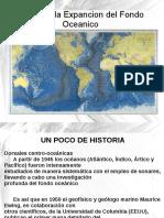Expancion Del Fondo Oceanico