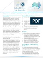 5 New Code of Ethics for Nurses August 2008
