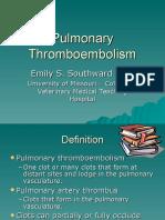 PulmonaryThromboembolism2.ppt