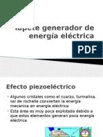 Tapete Generador de Energía Eléctrica
