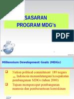 Sasaran MDGs