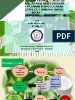 Seminar Proposal stevia
