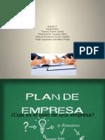 Qué Es Un Plan de Empresa