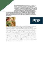 Adentrarse en La Gastronomía Venezolana