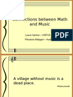 Math and music.ppt