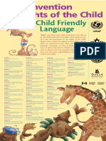 rights- child friendly