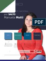Rendición de cuentas 2015 del Equipo de Diputación del MPP Salto