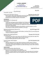 laura asbury final resume
