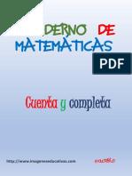 Cuaderno de Matemáticas Cuenta y Completa (1)