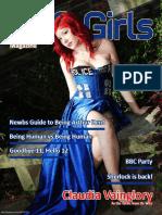 D20 Girls Magazine - Winter 2014
