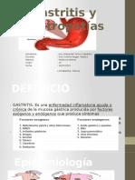 Gastritis y Gastropatia - Jimy Torrico Caballero