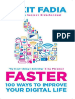 Ankit Fadia - Faster; 100 Ways to Improve Your Digital Life [Delshady Digital]