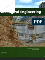 Introduction to Geological Engineering