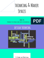 design thinking   maker spaces  4