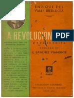 Del Valle Iberlucea Enrique - La Revolucion Rusa