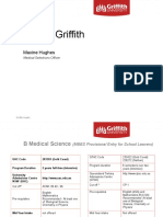 Medicine at Griffith