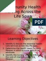community health nursing